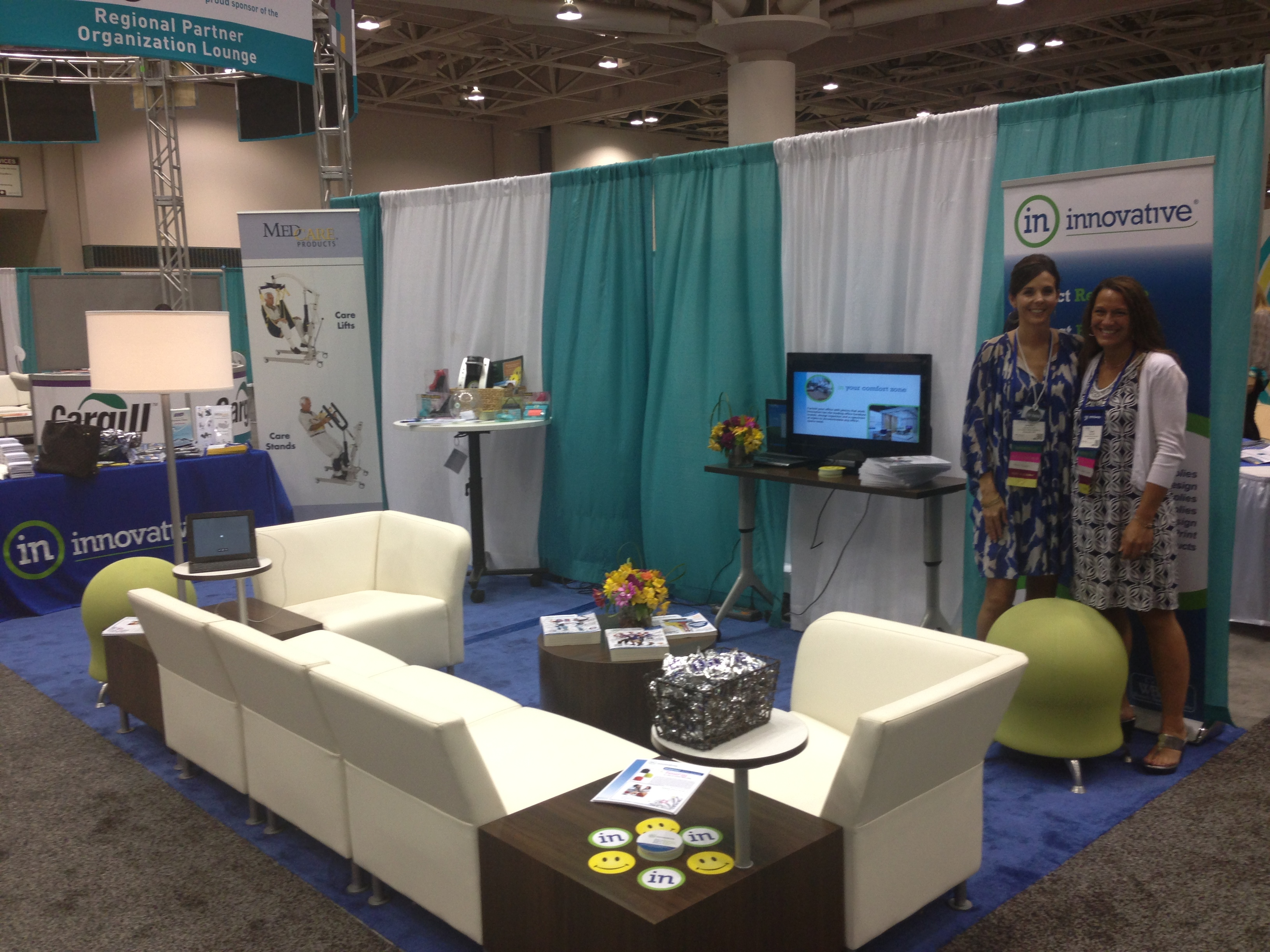 office furniture trade shows. jennifer at the wbenc national convention 2013 office furniture trade shows