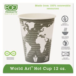Eco-Friendly Office Cups