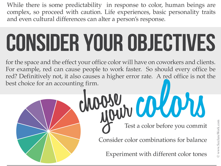 how to choose a color scheme for your business